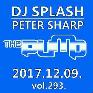 Dj Splash (Peter Sharp)   Pump WEEKEND 2017.12.09. www.djsplash.hu