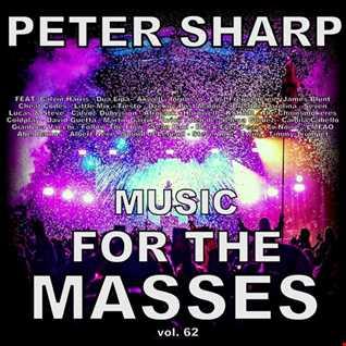 Dj Splash (Peter Sharp)   Music for the masses 62 2018 www.djsplash.hu
