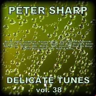 Dj Splash (Peter Sharp)   Delicate tunes vol.38 2019 www.djsplash.hu
