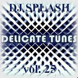 Dj Splash (Peter Sharp)   Delicate tunes vol.25 2016 www.djsplash.hu