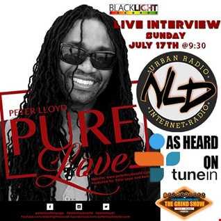 LIVE INTERVIEW ON @nldradio Peter Lloyd @peterlloyd1 - Hot new #Track #Video Blazing #PureLove