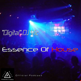 Essence Of House Mix   158 - LABOR DAY WEEKEND 2018