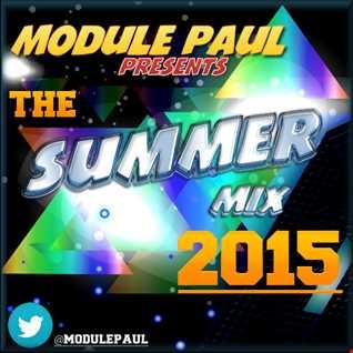 Module Paul   The Summer Mix 2015