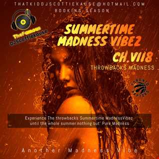 THE (SUMMERTIME MADNESS VIBEZ) CH.VII8 WITH DATSMYDJPRESENTS SK