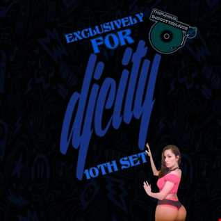 EXCLUSIVELY FOR DJCITY THE 10TH SET MIX-DATSMYDJPRESENTS SK