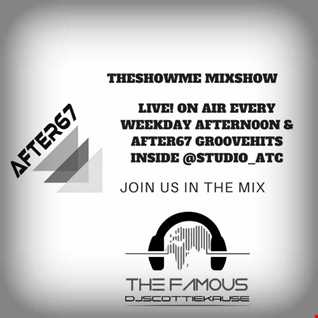 THESHOWME MIXSHOW-AFTER67(2K17)LIVE ON AIR.MIX SPRING TIME