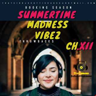 THE (SUMMERTIME MADNESS VIBEZ) CH.XII WITH DATSMYDJPRESENTS SK