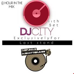 EXCLUSIVELY FOR DJCITY THE 11TH SET MIX-DATSMYDJPRESENTS SK