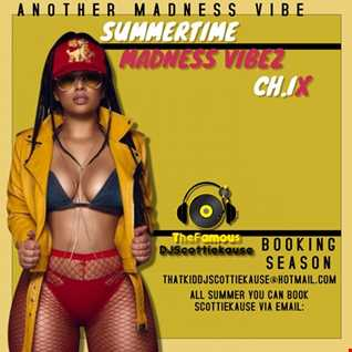 THE (SUMMERTIME MADNESS VIBEZ) CH.IX WITH DATSMYDJPRESENTS SK