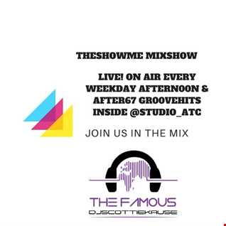 THESHOWME MIXSHOW AFTERN00NMIX(LIVE ON AIR)2K17