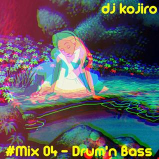 ▶Mix 04 - Drum'n Bass