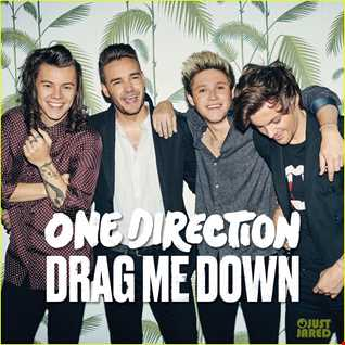One Direction - Drag Me Down remix