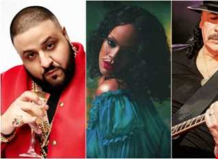DJ Khaled feat Rihanna, Bryson Tiller & Carlos Santana - Wild Thoughts (Maria Maria Intro) remix (Watch Music Video)