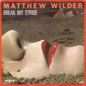 Matthew Wilder - Break My Stride remix