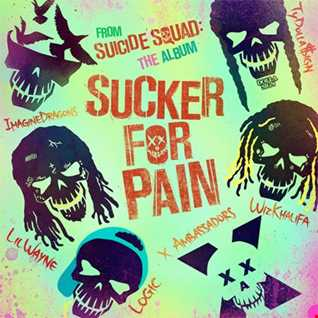 Suicide Squad - Sucker For Pain remix (feat Lil Wayne, Ty Dolla Sign, Wiz Khalifa, Imagine Dragons, Logic, X Ambassadors)