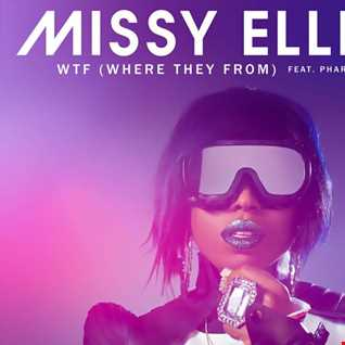 Missy Elliott feat Pharrell Williams - WTF (Where They From) remix