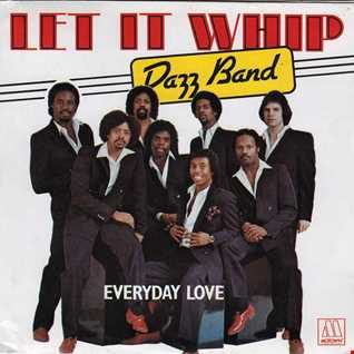 Dazz Band - Let It Whip remix