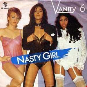 Vanity 6 - Nasty Girls remix