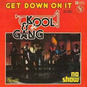 Kool & the Gang - Get Down On It remix