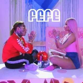6ix 9ine feat Nicki Minaj - Fefe remix