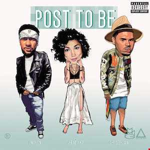 Omarion feat Chris Brown and Jhene Aiko - Post to be remix