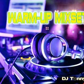 Holiday warm up mixset by Tonny