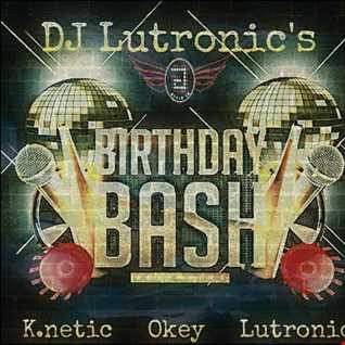 DJ Lutronic - Lutronic´s B Day Bash live @ Wood Hood Rave (UK Hardcore/Powerstomp mix)