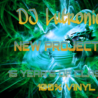 "DJ Lutronic's  New Power Jump up Project IV -  ""20 Year's  of classics"" 100% Vinyl  (UK Hardcore/Happy Hardcore & Drum & Bass mix)"