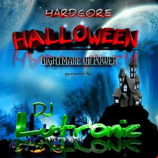 DJ Lutronic pres.  Hardcore Halloween (UK Hardcore, Powerstomp mix)