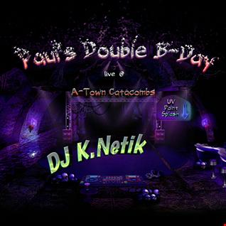 03 DJ K. Netik   Paul´s Double B Day live rec. @A Town Catacombs  (Hardcore/Powerstomp mix)
