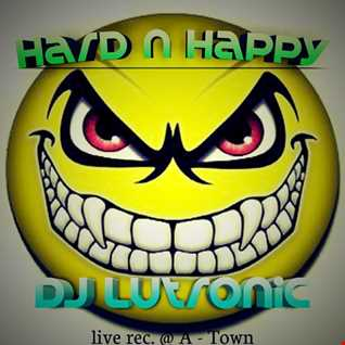 DJ  Lutronic - Hard & happy session live rec. A-Town (UK Hardcore, Powerstomp mix)