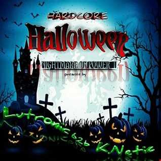 DJ Lutronic b2b K.Netik @ Hardcore Halloween a Nightmare of Power 2 (UK Hardcore/Powerstomp mix)