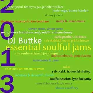 DJ Buttke - Essential Soulful Jams