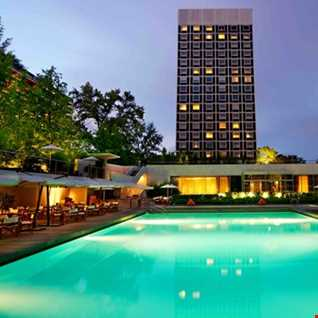 Poolside Mix by Kalvin - Intercontinental Geneva - House Downtempo part1 100 110bpm MAY 2016