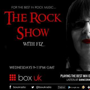 Recorded Rock Show Wed 14th Jan