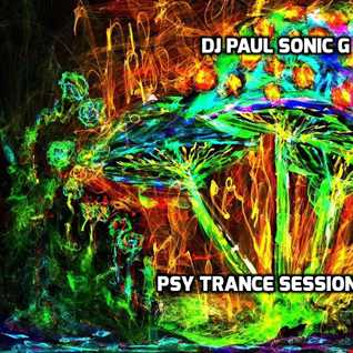 PSY TRANCE SESSIONS vol4 mix By DJ PAUL SONIC G