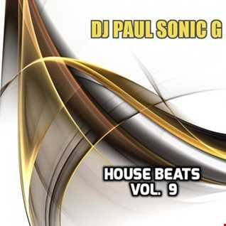 DJ PAUL SONIC G HOUSE BEATS VOL 9