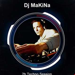 Dj MaKiNa @ 2h Techno Session
