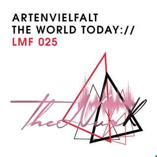 Artenvielfalt Vs Pet Shop Boys   The World Today Some & Dry (TheNurk Mashup)
