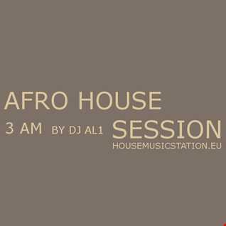 AFRO #HOUSE session 2