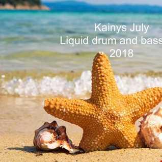 Kainys July Liquid dnb mix 2018