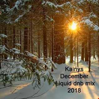Kainys December liquid dnb mix 2018