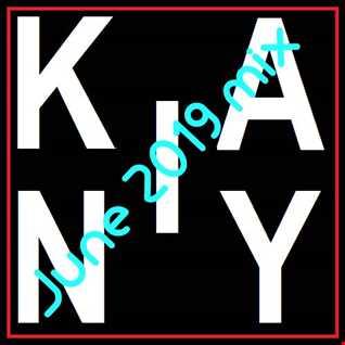Kainys June mix on HYFM live 2019
