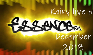 Kainy on essence fm Christmas 2018