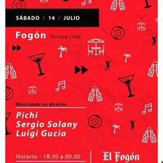 Luigi Gucia @ Terraza Fogon 14Julio2k18