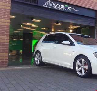 Ecobox car Kdd Madrid DTH12