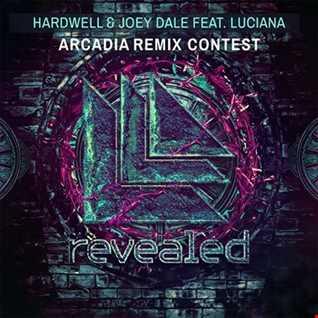Hardwell   Arcadia (Genetik House remix)