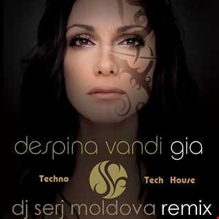 Despina Vandi & Dj Serj Moldova  - Gia (remix)