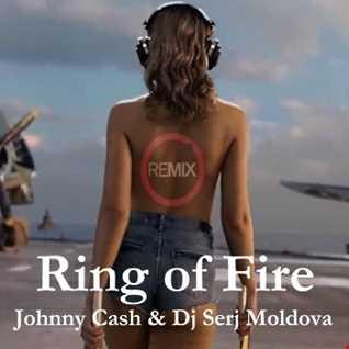 Ring Of Fire -  Johnny Cash & Dj Serj Moldova (remix)