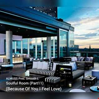 ALMUSS Presents Smooth L - Soulful Room (Part 11) (Because Of You Feel Love)